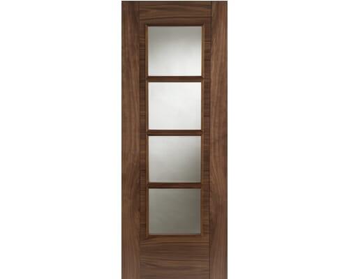 Walnut Iseo 4l Ss Fire Door