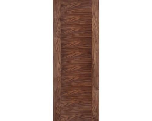 Walnut Iseo Fire Door