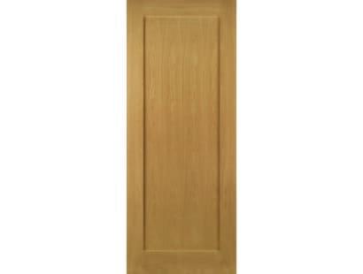 Walden Oak Door Image