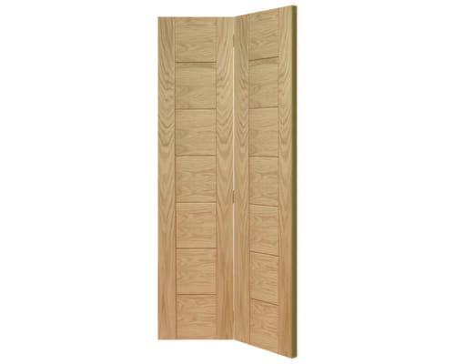 Palermo Oak Bi-fold Internal Doors