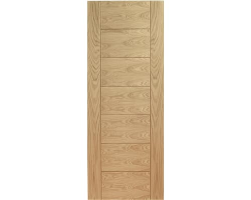 Palermo Oak Fire Door