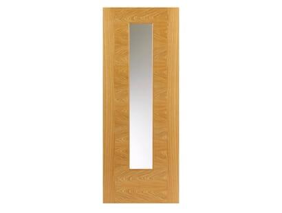 Oak Ostria Glazed - Prefinished Internal Doors Image