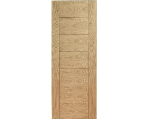 Palermo Oak - Pre-finished Fire Door