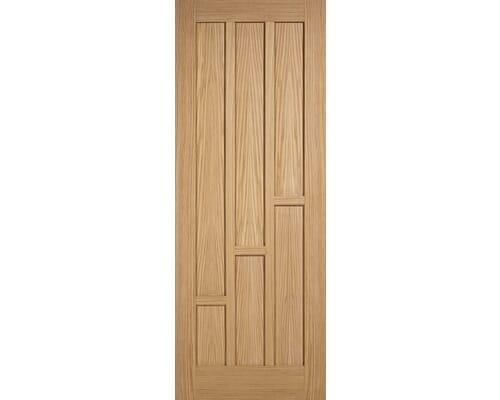 Coventry Oak 6 Panel - Prefinished Internal Doors