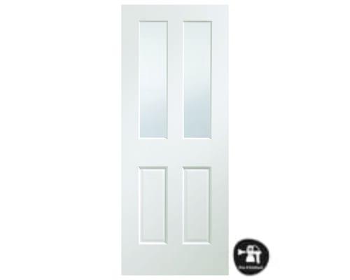 Malton White - Prefinished Internal Doors