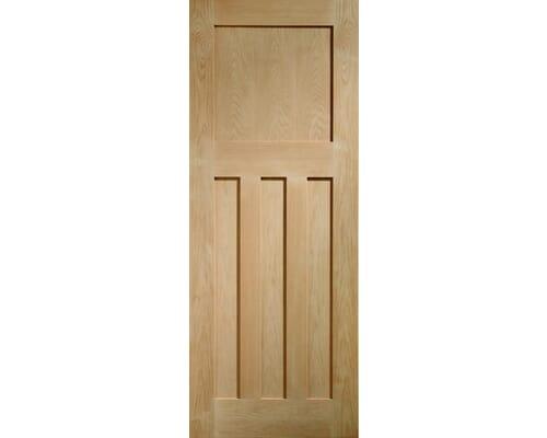 Dx Oak - Prefinished Internal Doors