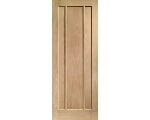Worcester Oak - Prefinished  Internal Doors