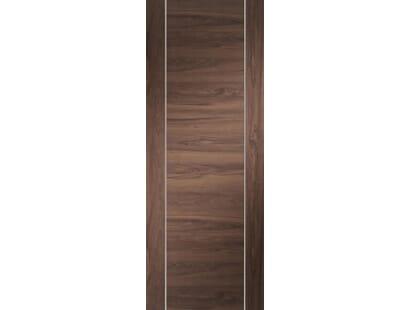 Forli Walnut Door - Prefinished Image