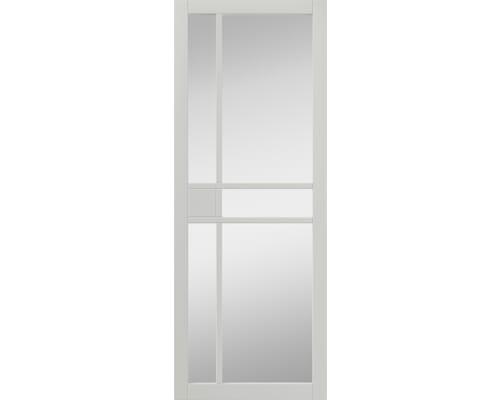City White Clear Glazed Internal Doors
