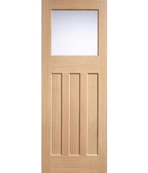 Rustic Oak Internal Doors