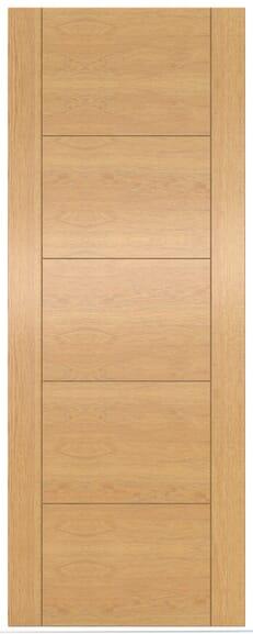 ISEO Oak Solid Core Internal Doors