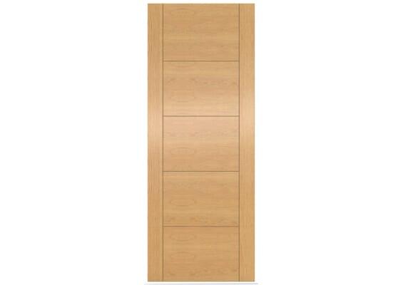 ISEO Oak Solid Core Doors