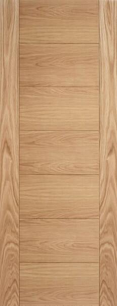 Modern 7P Oak – Prefinished Internal Doors
