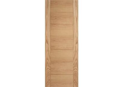 Modern 7P Oak - Prefinished Internal Doors