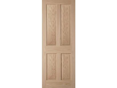 4 Panel Interior Door Image