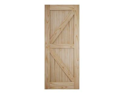 Framed, Ledged And Braced, Sliding Barn Door Image