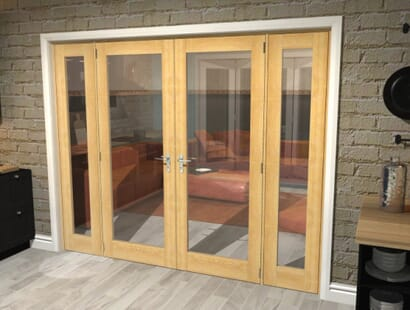 Prefinished Oak Room Divider Range Image