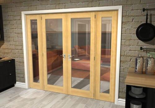 Climadoor Internal French Doors