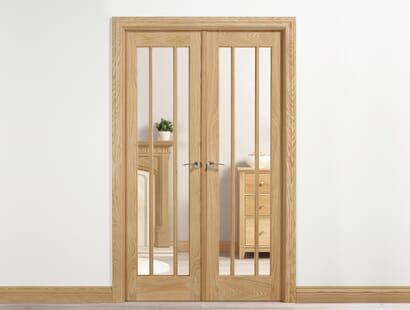 Lincoln Oak Internal Room Divider Range Image