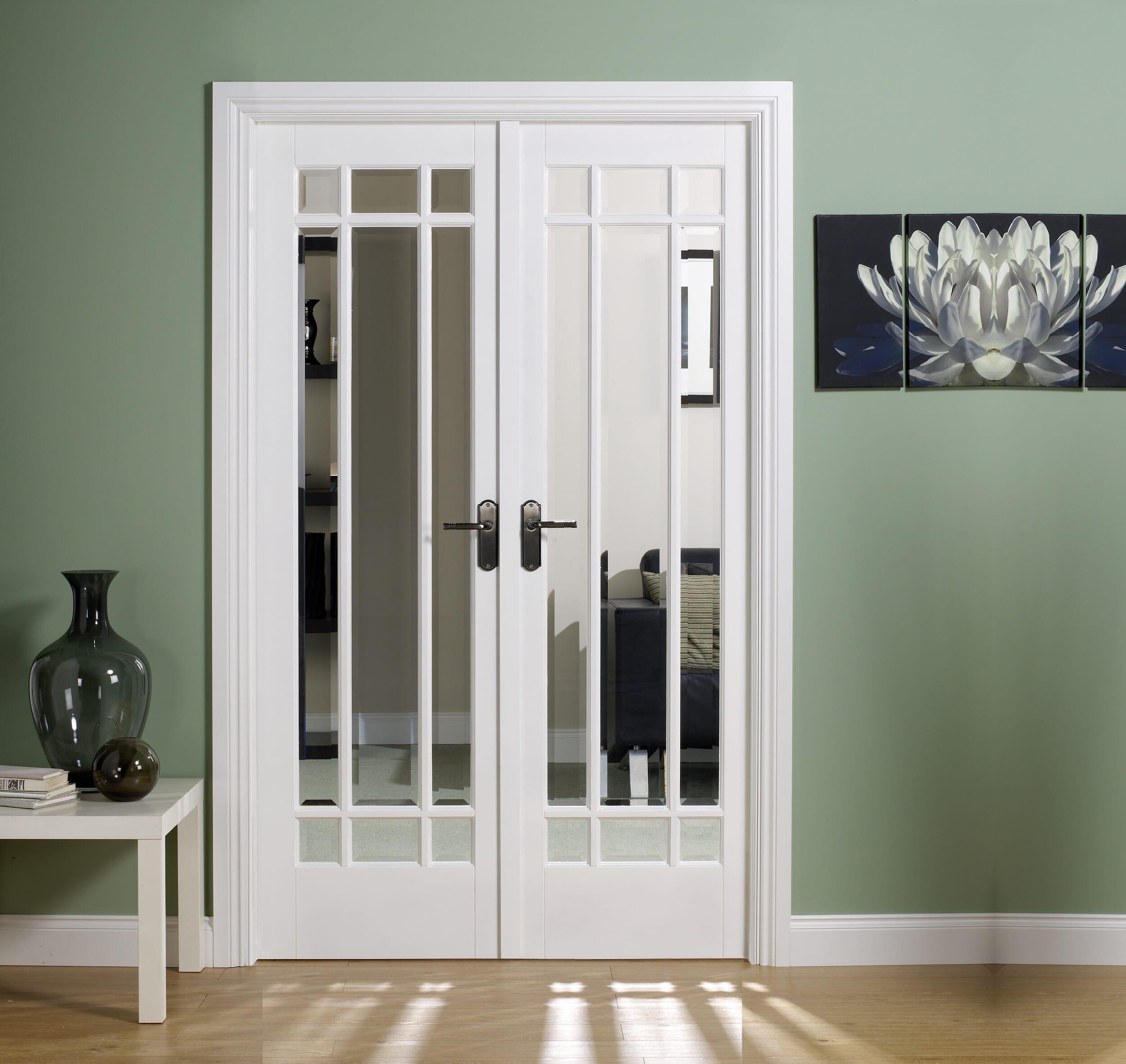 Manhattan Interior French Door Range Image