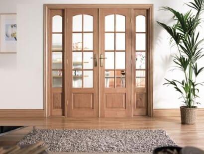 Hardwood Room Divider Range Image