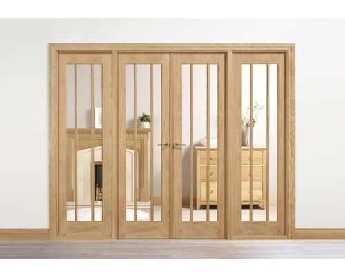 Lincoln Oak Internal Room Divider Range