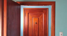Can You Move a Door Frame?
