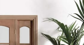 French Door Styling: Frames, Transoms & Sidelights