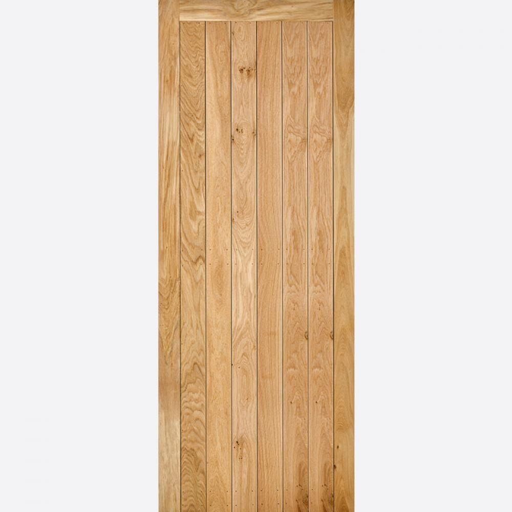 Internal Planked Doors Image