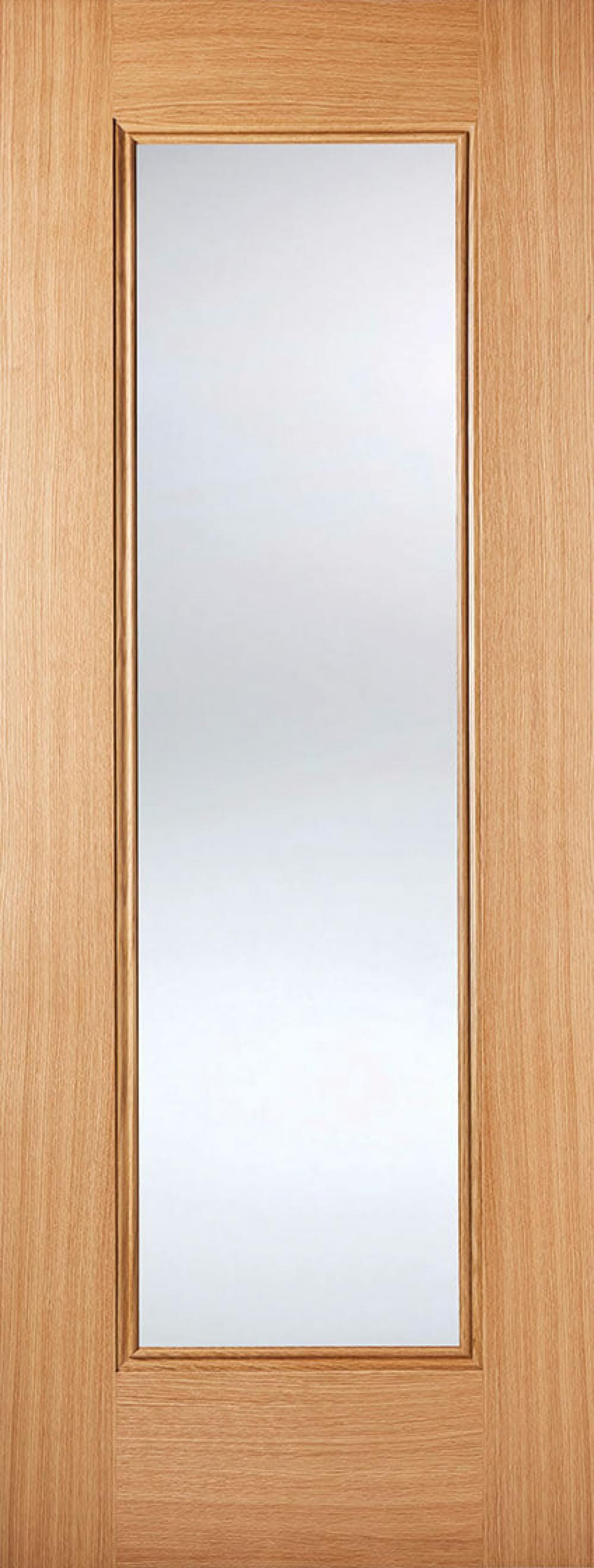 Eindhoven Oak 1l - Clear Glass Prefinished Image