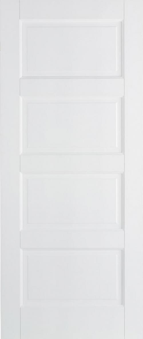 Contemporary 4p White Image