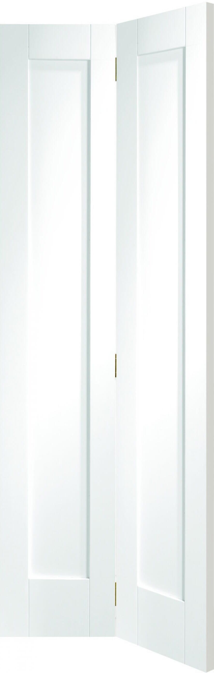Pattern 10 White Bi-fold Image
