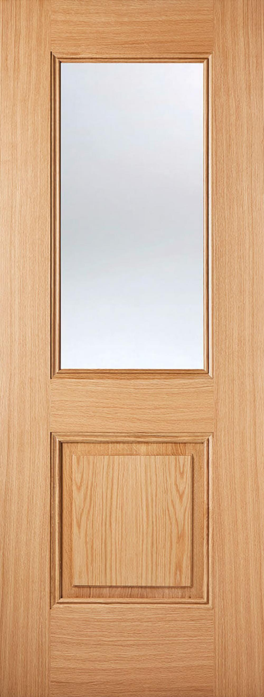 Arnhem Oak 1l/1p - Clear Glass Prefinished Image