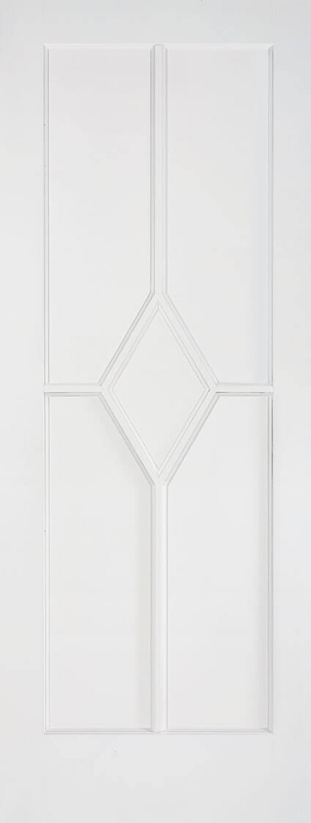 Reims White 5 Panel Image