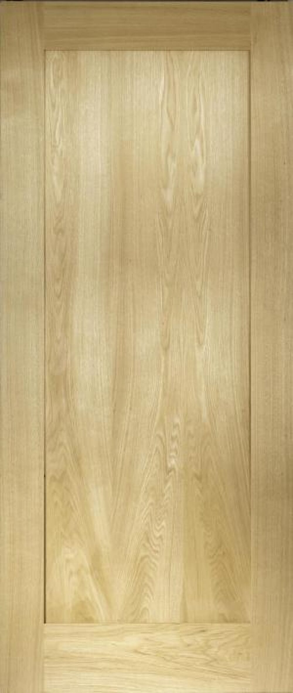 Oak Shaker 1 Panel - Prefinished Image