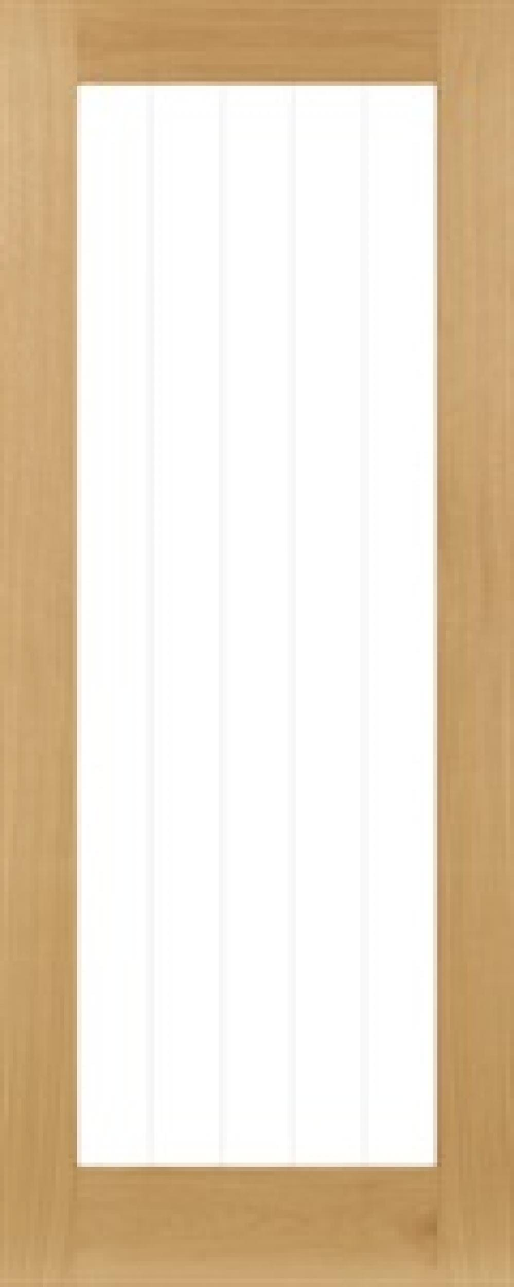 Ely Glazed 1l Door Prefinished  Image