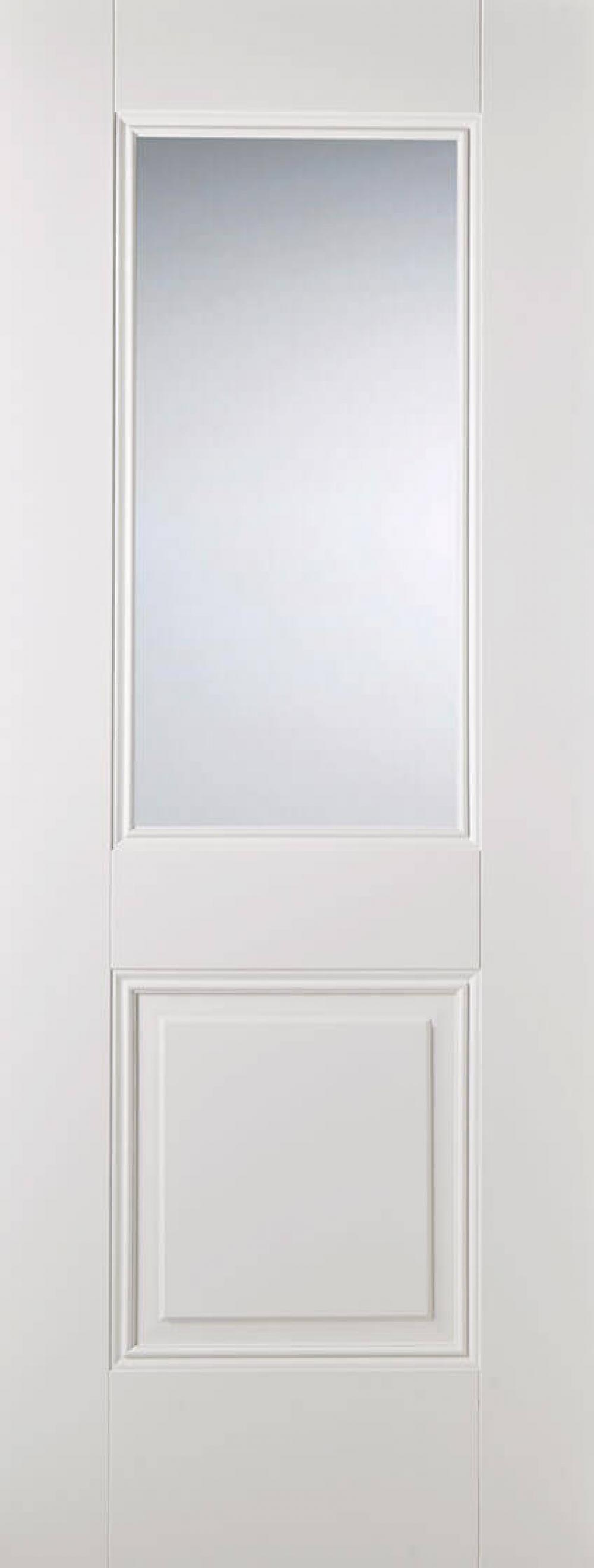 Arnhem White 1l/1p - Clear Glass Image