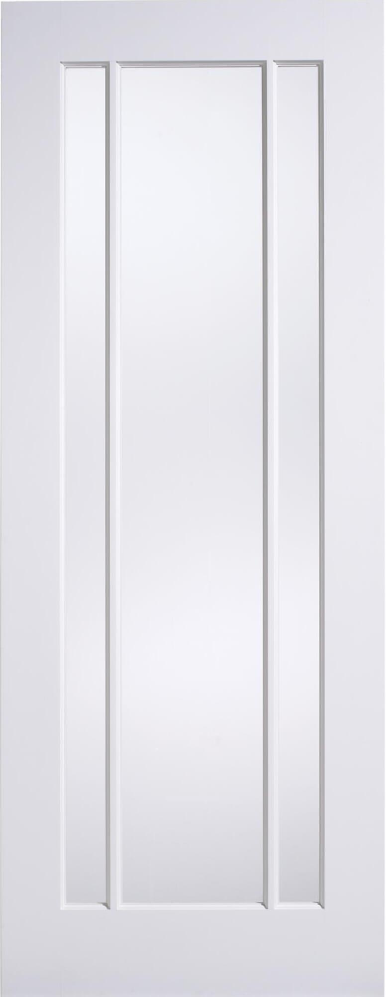 Lincoln Glazed White Image