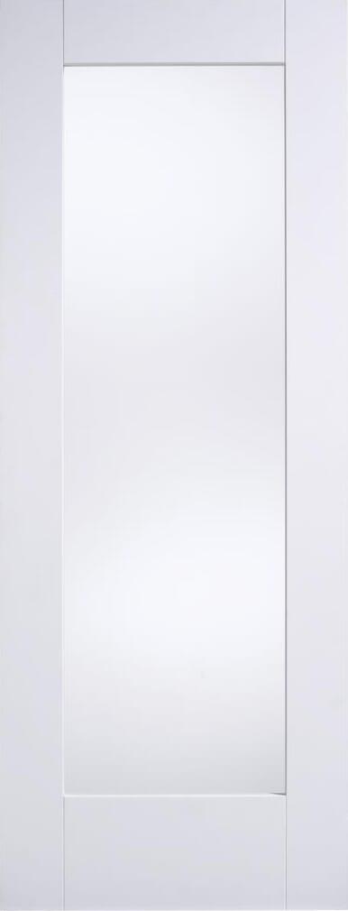 Shaker Glazed White Image
