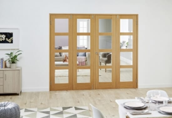 Folding French Doors Image