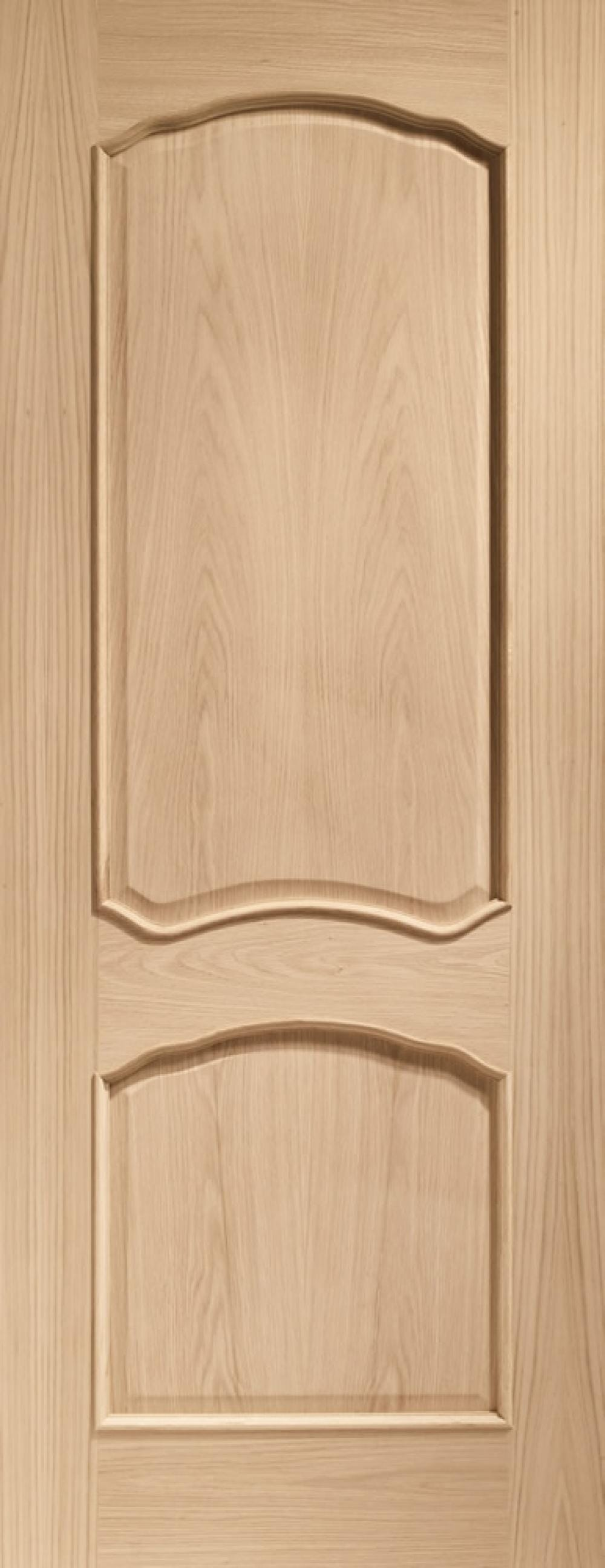 Xl Louis Oak Prefinished - Raised Mouldings Image