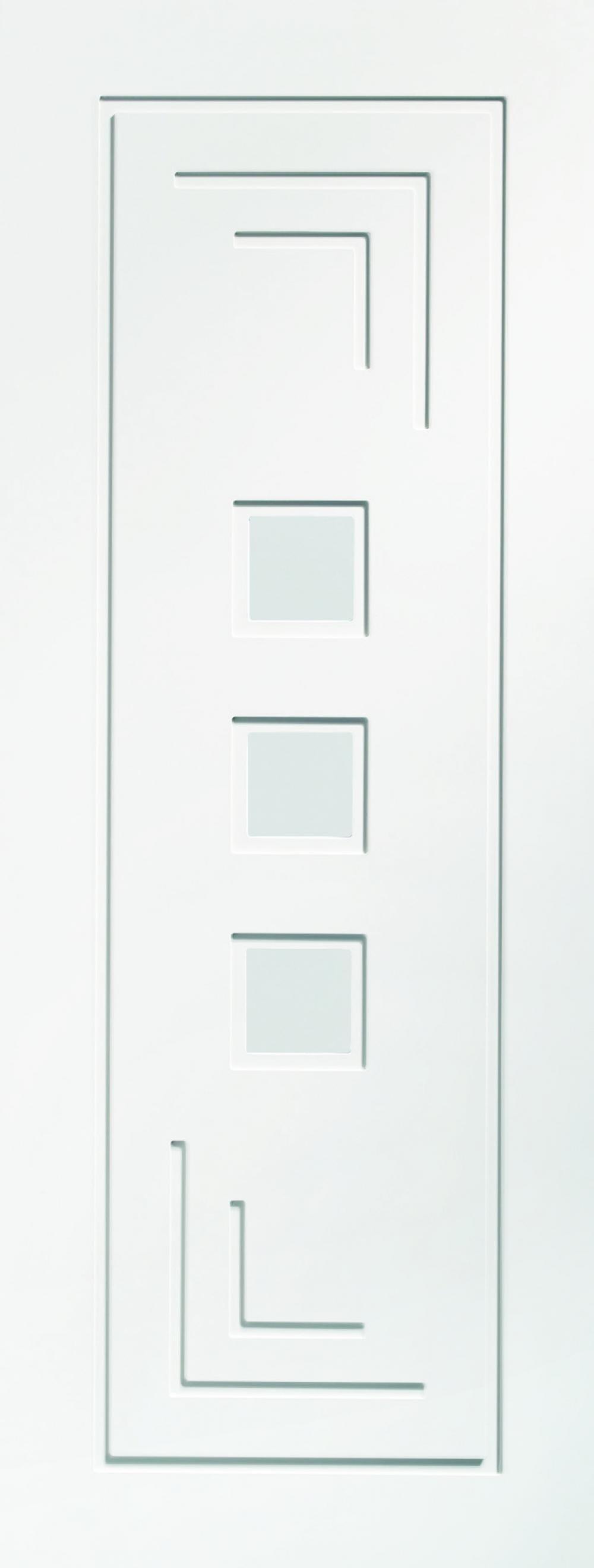Altino White - Clear Glass Image