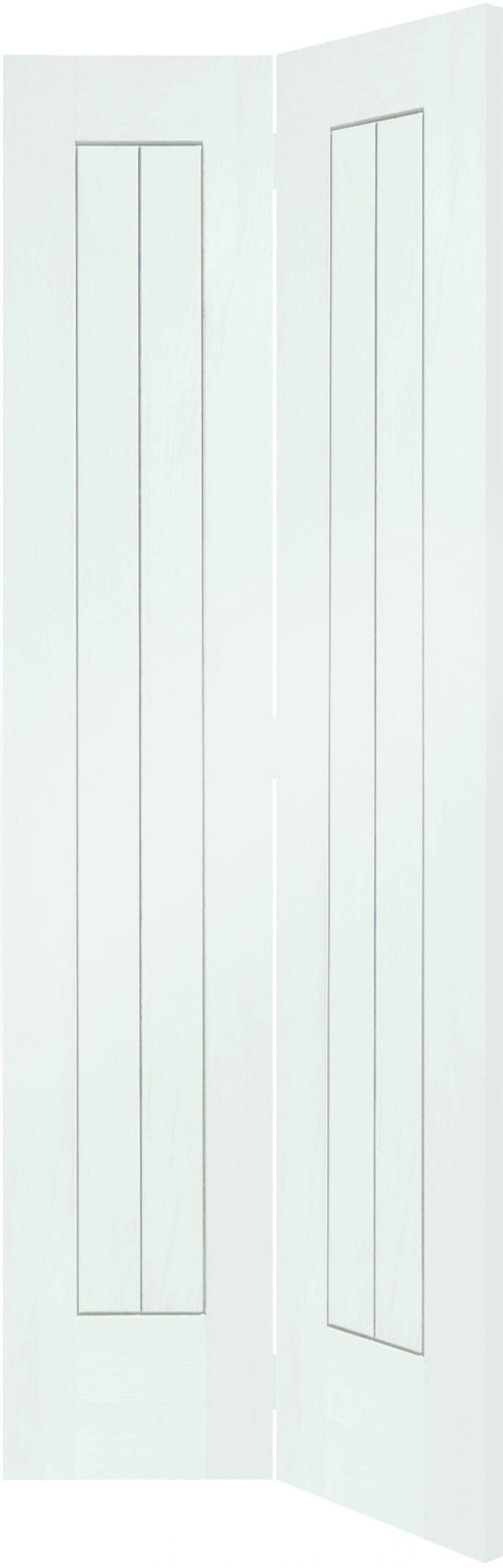 Suffolk White Bi-fold Image