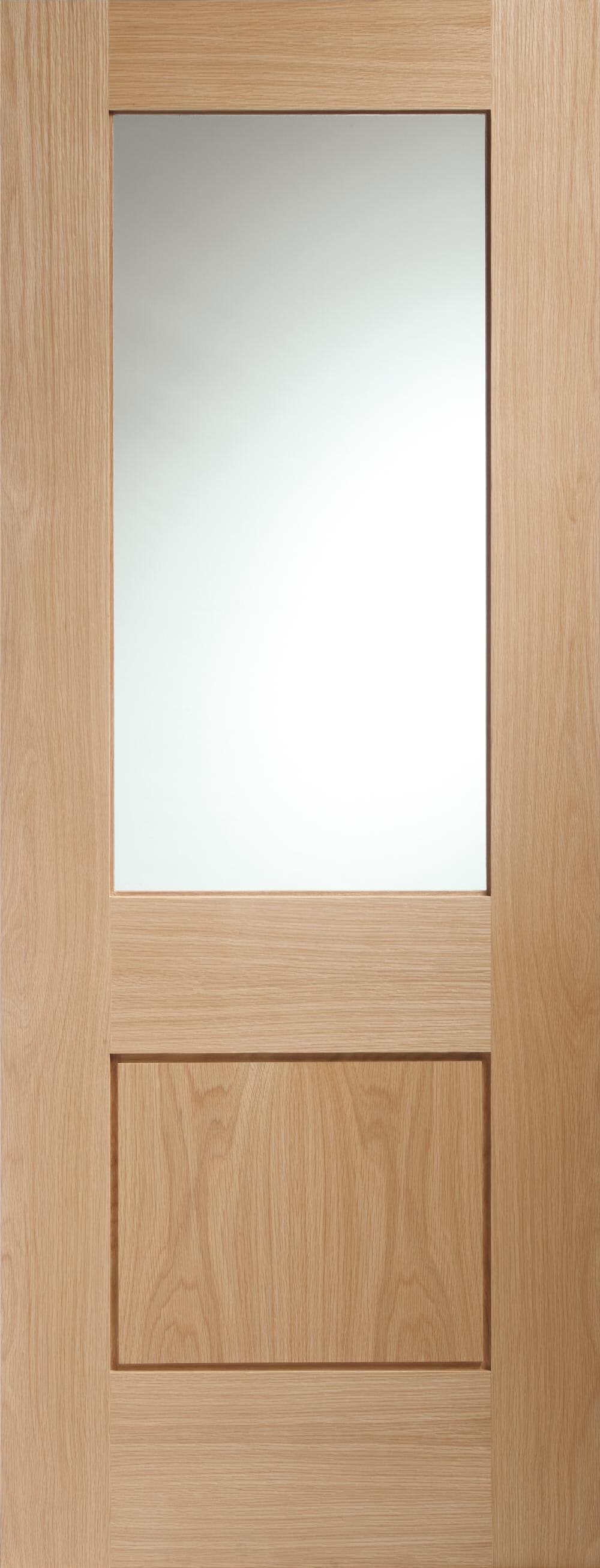 Piacenza Oak Clear Glazed - Xl Joinery  Image
