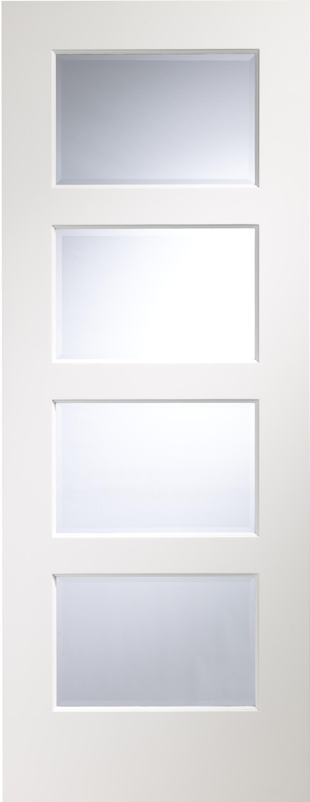 Severo White Glazed - Prefinished Image
