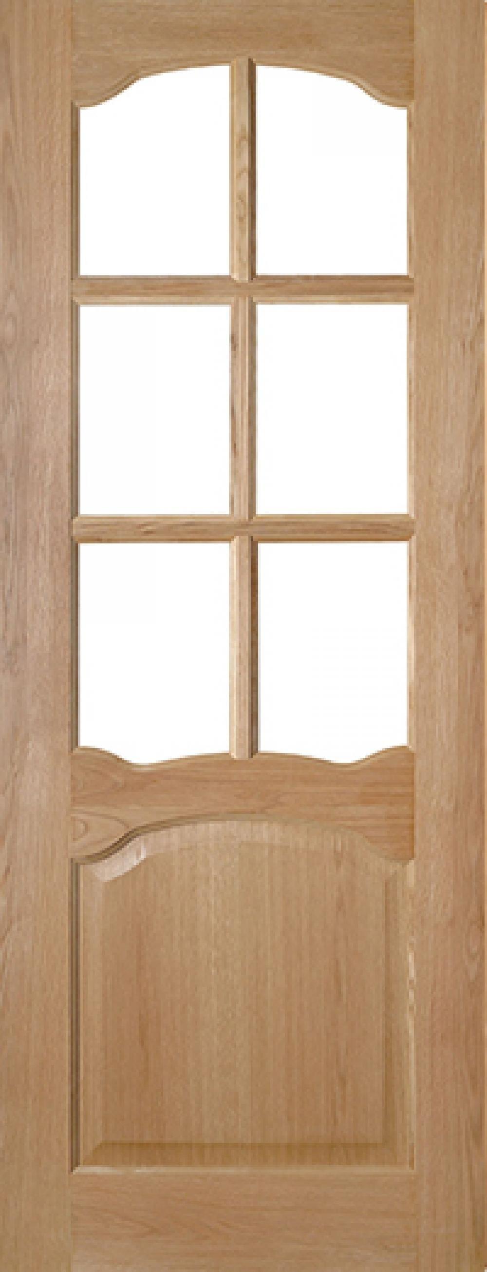 Louis Glazed Oak - Deanta Image