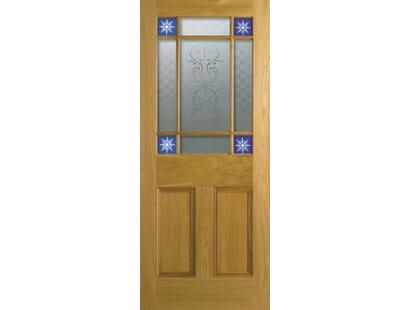 Downham Oak Door Image