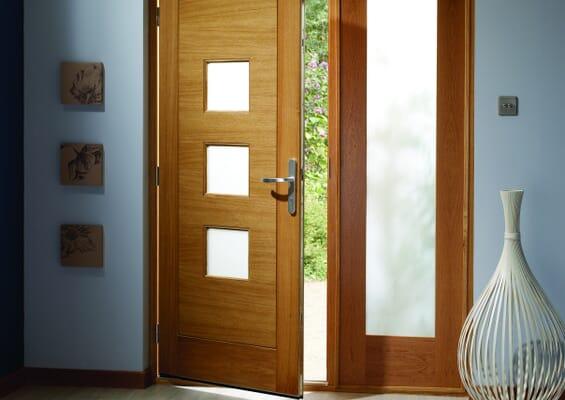Single Leaf External Doors