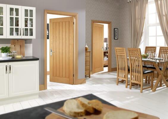 Single Leaf Internal Doors