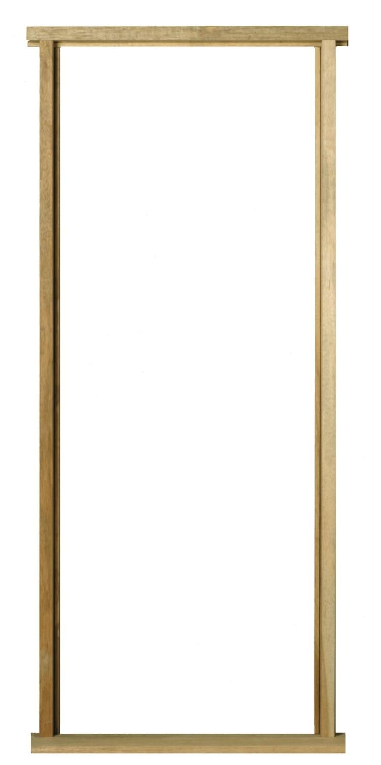 Oak Door Frame To Suit 80 X 32 Door Image